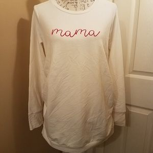 Isabel Maternity sweatshirt